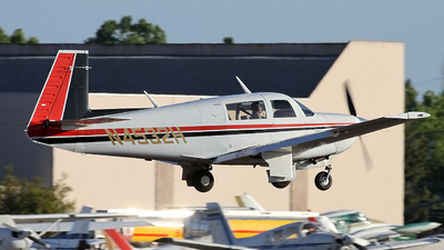 N4532H - Mooney M20J-201 - Private