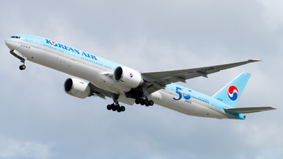 HL8008 - Boeing 777-3B5ER - Korean Air