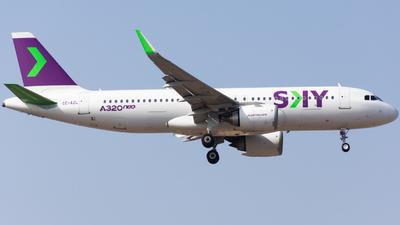 CC-AZL - Airbus A320-251N - Sky Airline