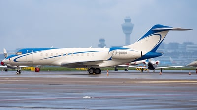 B-99998 - Bombardier BD-700-1A11 Global 5000 - Private
