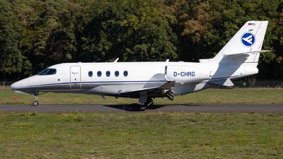 D-CHRG - Cessna Citation Latitude - Hahn Air
