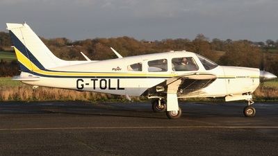 G-TOLL - Piper PA-28R-201 Arrow III - Private