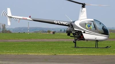 G-LYNC - Robinson R22 Beta II - Hummingbird Aviation Services