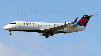 N446SW - Bombardier CRJ-200ER - Delta Connection (SkyWest Airlines)