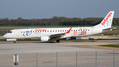 EC-LFZ - Embraer 190-200LR - Air Europa Express