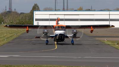 D-IBUF - Do-128-6 Turbo Skyservant - Technische Universität Braunschweig