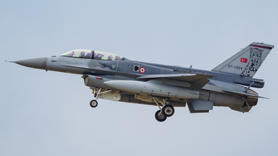 07-1024 - General Dynamics F-16D Fighting Falcon - Turkey - Air Force
