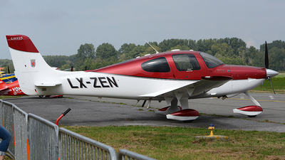 LX-ZEN - Cirrus SR22 - Private