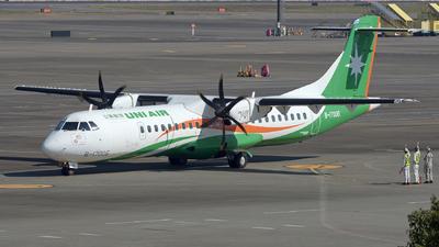 A picture of B17006 - ATR 72600 - UNI Air - © Bingolancer