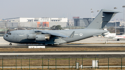 1226 - Boeing C-17A Globemaster III - United Arab Emirates - Air Force