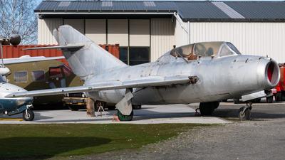777 - Mikoyan-Gurevich MiG-15UTI Midget - Private