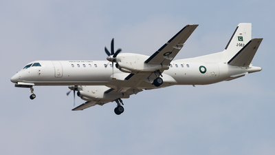 J-062 - Saab 2000 - Pakistan - Air Force
