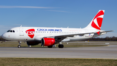 OK-MEK - Airbus A319-112 - CSA Czech Airlines