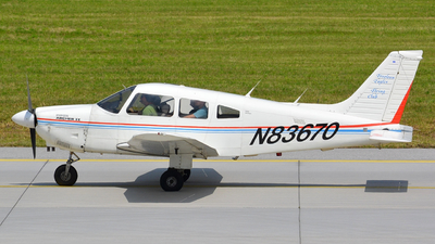 A picture of N83670 - Piper PA28181 - [288190210] - © Maximilian Gruber