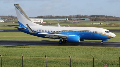 N788DP - Boeing 737-79U(BBJ) - Private