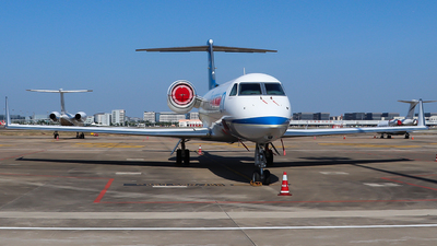 B-8278 - Gulfstream G450 - Private