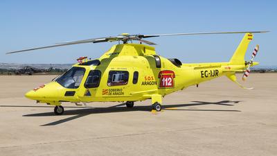 A picture of ECIJR - AgustaWestland A109E Power - Babcock MCS Espana - © Carlos PDL Silva