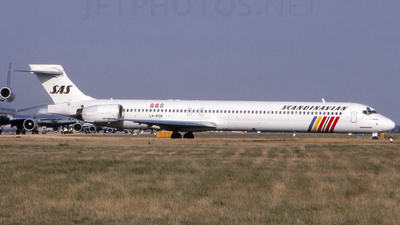 LN-ROB - McDonnell Douglas MD-90-30 - Scandinavian Airlines (SAS)