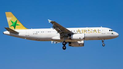 AP-BOA - Airbus A320-232 - Air Sial