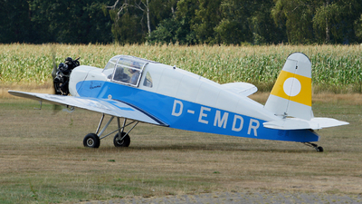 D-EMDR - Siebel Si 202 Hummel Replica - Private