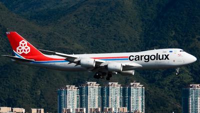 A picture of LXVCK - Boeing 7478R7(F) - Cargolux - © VAS_Aviation_Spotter