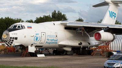 RA-76445 - Ilyushin IL-76TD - Abakan-Avia
