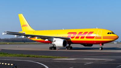 A picture of DAEAF - Airbus A300B4622R(F) - DHL - © Kuba Majek