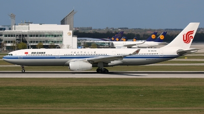 B-8579 - Airbus A330-343 - Air China