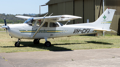 VH-CFI - Cessna 172S Skyhawk SP - The Scout Association of Australia, New South Wales Branch.
