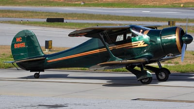 NC265E - Beechcraft D17S Staggerwing - Private