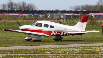 A picture of PHAED - Piper PA28181 - [2843089] - © C. v. Grinsven