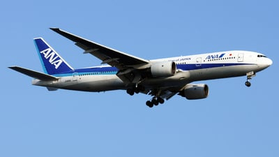 JA8198 - Boeing 777-281 - All Nippon Airways (ANA)