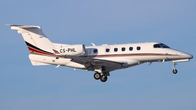 CS-PHL - Embraer 505 Phenom 300 - NetJets Europe