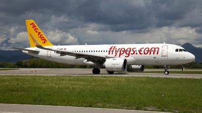 TC-NBA - Airbus A320-251N - Pegasus Airlines