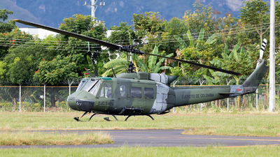 EJC5425 - Bell UH-1H Huey II - Colombia - Army