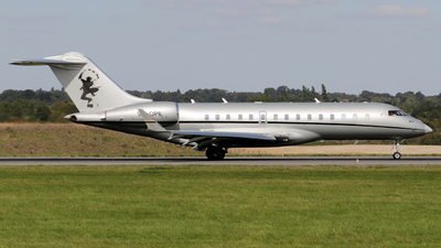 9H-OPE - Bombardier BD-700-1A10 Global Express XRS - VistaJet