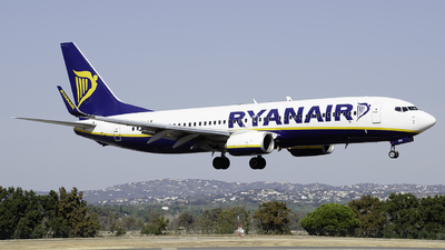 A picture of EIEVJ - Boeing 7378AS - Ryanair - © Marco Silvestre