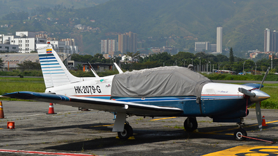 HK-2079-G - Piper PA-28R-201T Turbo Arrow III - Private