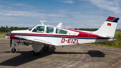 D-EIZL - Beechcraft F33A Bonanza - Private