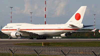 20-1101 - Boeing 747-47C - Japan - Air Self Defence Force (JASDF)