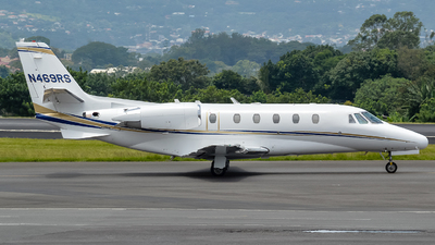 N469RS - Cessna 560XL Citation Excel - Private