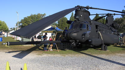 05-03752 - Boeing MH-47G Chinook - United States - US Army