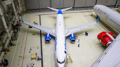 VQ-BHV - Boeing 737-8LJ - Pobeda
