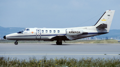 U.20-1 - Cessna 550 Citation II - Spain - Navy