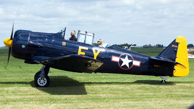 N13FY - North American AT-6 Texan - Private