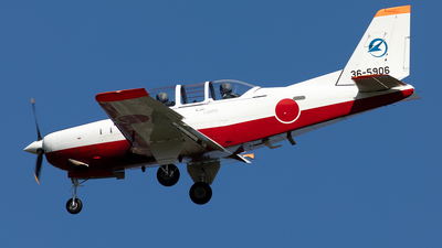 36-5906 - Fuji T-7 - Japan - Air Self Defence Force (JASDF)