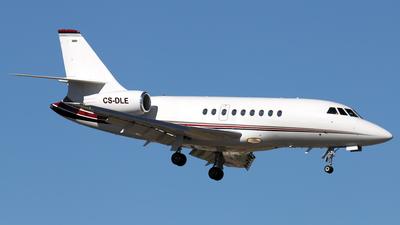 CS-DLE - Dassault Falcon 2000EX - NetJets Europe