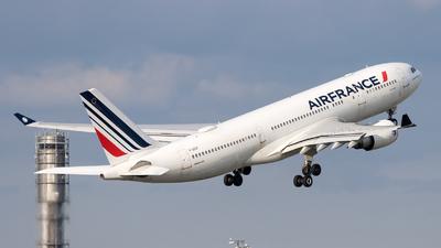 F-GZCF - Airbus A330-203 - Air France