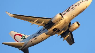 CN-ROD - Boeing 737-7B6 - Royal Air Maroc (RAM)
