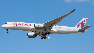 A7-ALS - Airbus A350-941 - Qatar Airways